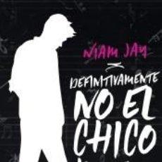 Libros: DEFINITIVAMENTE NO EL CHICO BUENO. Lote 186680795