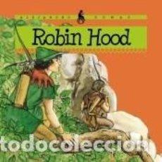 Libros: ROBIN HOOD. Lote 186987296