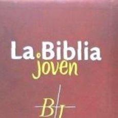 Libros: LA BIBLIA JOVEN SIMIL PIEL. Lote 187314533
