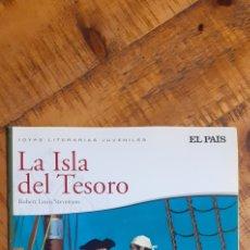 Libros: LA ISLA DEL TESERO - ROBERT LOUIS STEVENSON - EL PAIS. Lote 187328645