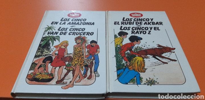 Libros: El club de los cinco - Foto 2 - 187508703