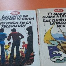 Libros: EL CLUB DE LOS CINCO. Lote 187508703