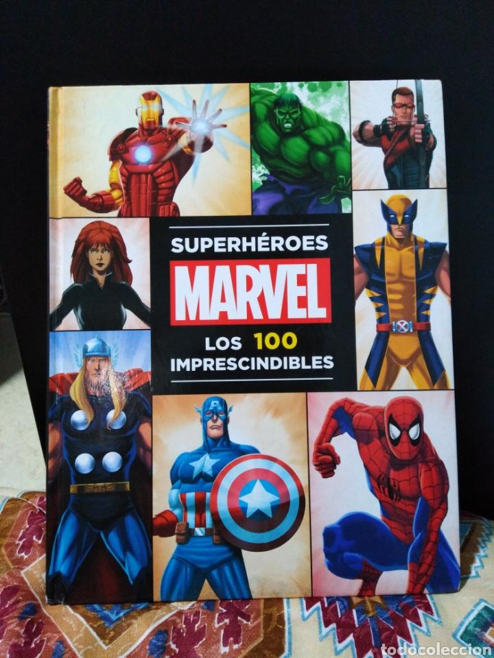 MARVEL SUPERHEROES (Libros Nuevos - Literatura Infantil y Juvenil - Literatura Juvenil)