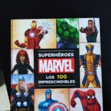Libros: MARVEL SUPERHEROES. Lote 187542640