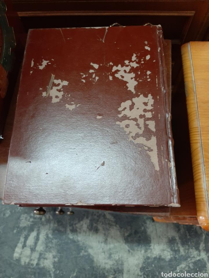 Libros: El ingenioso hidalgo don Quijote de la mancha, ediciones Carroggio. 4 volúmenes. - Foto 6 - 188723398