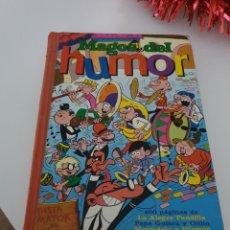 Libros: DIFÍCIL LIBRO DE MAGOS DEL HUMOR TOMO XV. Lote 189689960