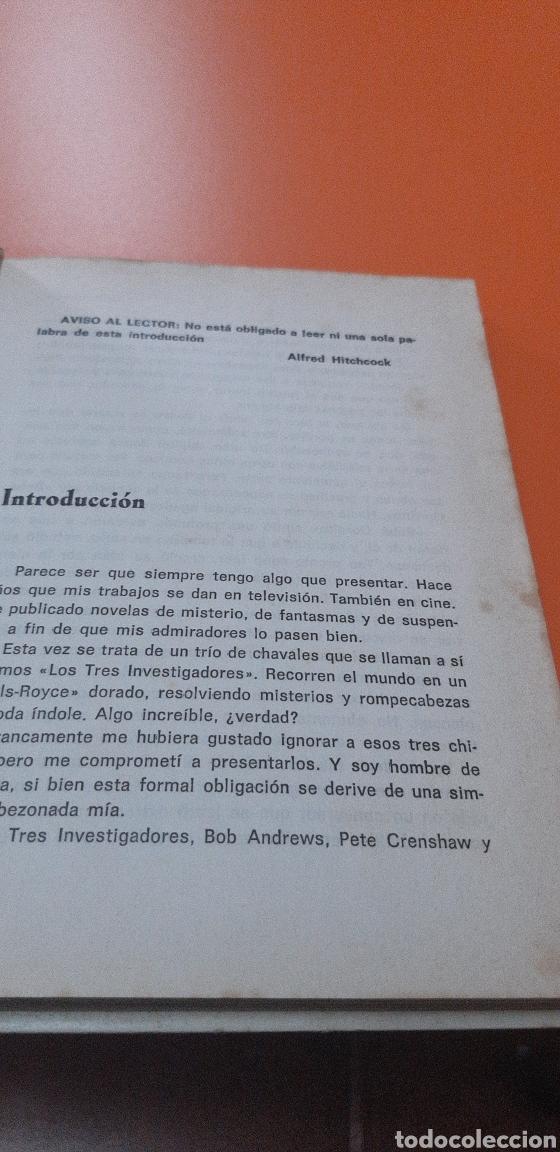 Libros: Los tres investigadores 15 libros - Foto 2 - 191353886