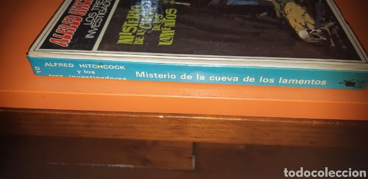 Libros: Los tres investigadores 15 libros - Foto 23 - 191353886