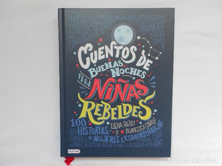 CUENTOS DE BUENAS NOCHES PARA NIÑAS REBELDES - 100 HISTORIAS DE MUJERES EXTRAORDINARIAS - NUEVO (Libros Nuevos - Literatura Infantil y Juvenil - Literatura Juvenil)
