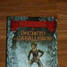 Libros: LIBRO EL SECRETO DE LOS CABALLEROS - JERONIMO STILTON. Lote 193969035