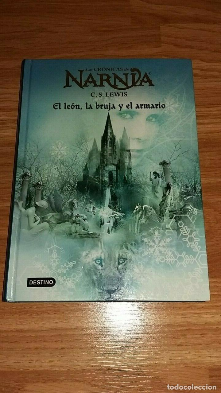 LIBRO LAS CRONICAS DE NARNIA - EL LEON, LA BRUJA Y EL ARMARIO (Libros Nuevos - Literatura Infantil y Juvenil - Literatura Juvenil)