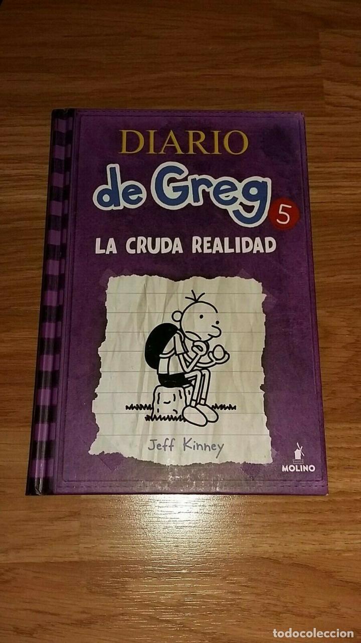 LIBRO DIARIO DE GREG 5 - LA CRUDA REALIDAD (Libros Nuevos - Literatura Infantil y Juvenil - Literatura Juvenil)