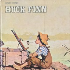 Libros: HUCK FINN. CLÁSICOS DE LA JUVENTUD. NUEVO. Lote 194878410