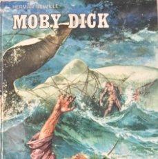 Libros: MOBY DICK. CLÁSICOS DE LA JUVENTUD. NUEVO. Lote 194879868