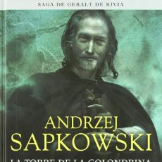 Libros: GERALT DE RIVIA 06 LA TORRE DE LA GOLONDRINA - ALAMUT - NUEVO. Lote 194911971