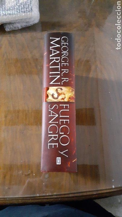 Libros: George R. R. Martin Fuego y Sangre 5 Edición Ilustrado Nuevo! - Foto 2 - 196362232