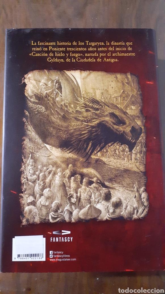 Libros: George R. R. Martin Fuego y Sangre 5 Edición Ilustrado Nuevo! - Foto 3 - 196362232