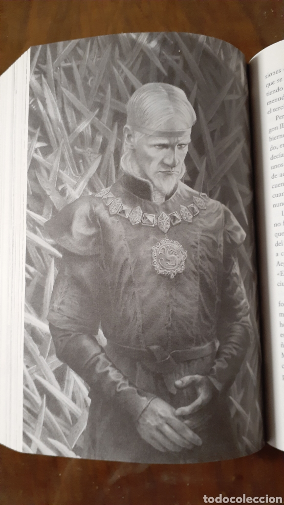 Libros: George R. R. Martin Fuego y Sangre 5 Edición Ilustrado Nuevo! - Foto 5 - 196362232
