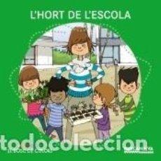Libros: L HORT DE LESCOLA. Lote 198892063