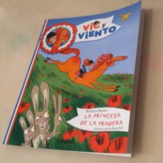 Livros: 2. LA PRINCESA DE LA PRADERA MASINI, BEATRICE EDEBÉ / 978-84-683-0891-3 VIC Y VIENTO. Lote 199161163