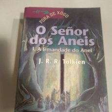 Livres: O SEÑOR DOS ANEIS I A IRMANDADE DO ANEL TOLKIEN, J. R. R. XERAIS / 978-84-8302-683-0. Lote 200388325