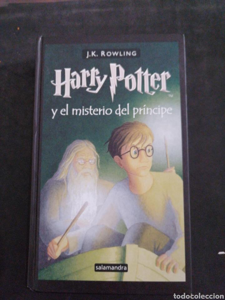 HARRY POTTER Y EL MISTERIO DEL PRÍNCIPE , 1 EDICIÓN (Libros Nuevos - Literatura Infantil y Juvenil - Literatura Juvenil)