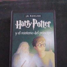 Libros: HARRY POTTER Y EL MISTERIO DEL PRÍNCIPE , 1 EDICIÓN. Lote 201351255