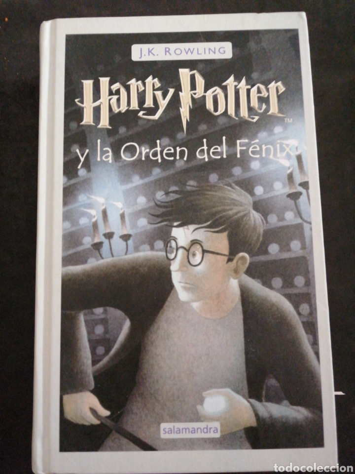 HARRY POTTER Y LA ORDEN DEL FÉNIX (Libros Nuevos - Literatura Infantil y Juvenil - Literatura Juvenil)