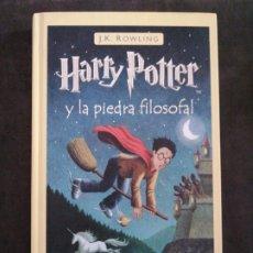 Libros: HARRY POTTER Y LA PIEDRA FILOSOFAL. Lote 201351908