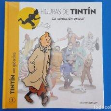 Libros: LIBRO / TINTIN CON GABARDINA / EDITIONS MOULINSART. Lote 201770437