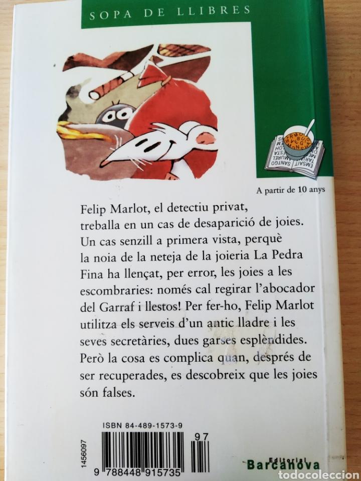 Libros: Felip Marlot i les joies. Joaquim Carbó. Nuevo Catalán - Foto 2 - 203411057
