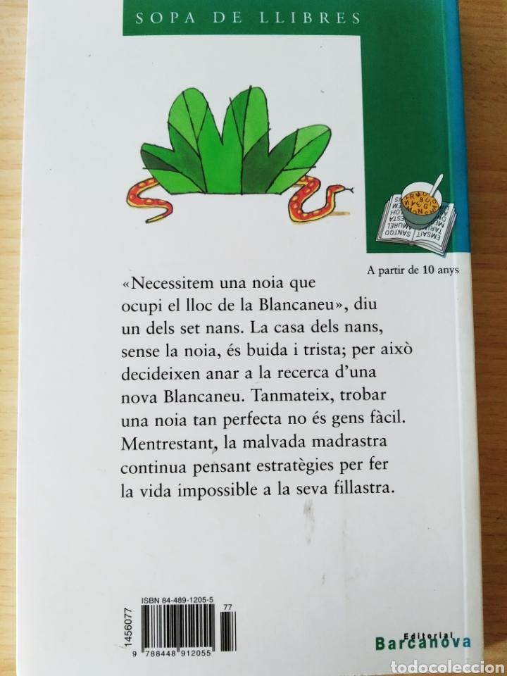 Libros: Es necessita Blancaneu. M Teresa Aretzaga. Nuevo Catalán - Foto 2 - 203411618