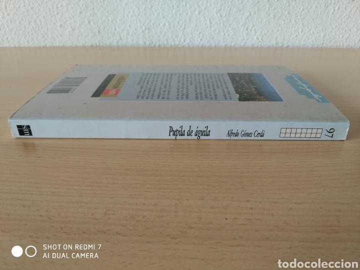 Libros: Pupila de águila. Alfredo Gómez Cerdá. Nuevo - Foto 4 - 204000465