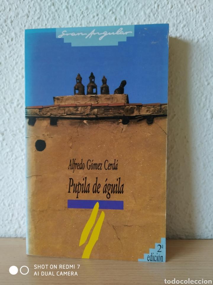 PUPILA DE ÁGUILA. ALFREDO GÓMEZ CERDÁ. NUEVO (Libros Nuevos - Literatura Infantil y Juvenil - Literatura Juvenil)