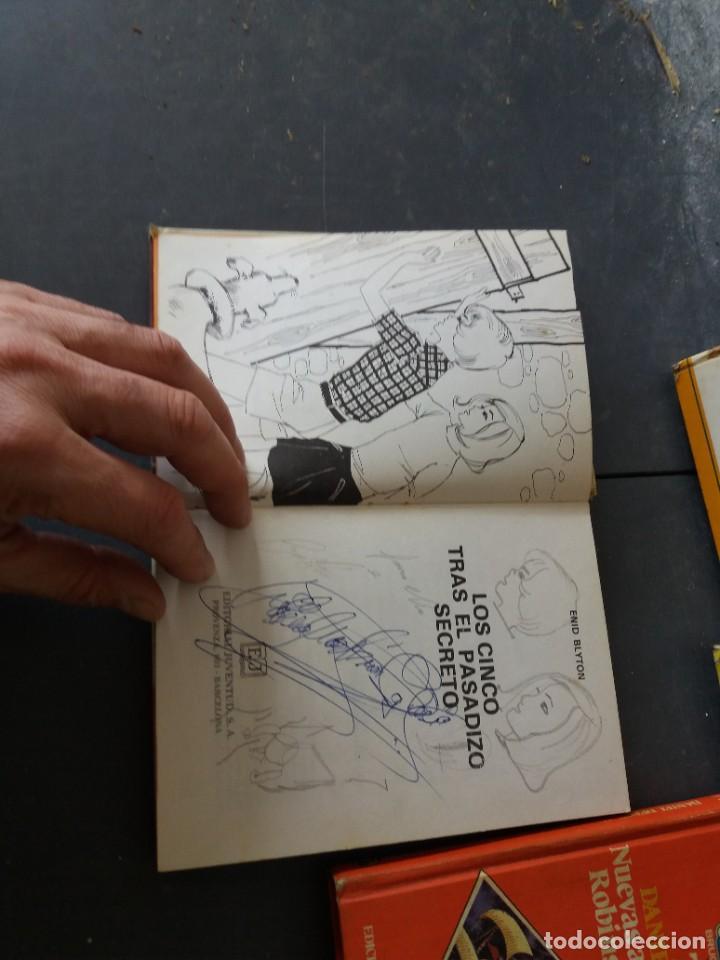 Libros: LOTE DE LIBROS LITERATURA CLÁSICA JUVENIL - Foto 2 - 204970626