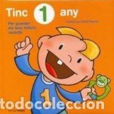 Libros: TINC 1 ANY. Lote 205129610