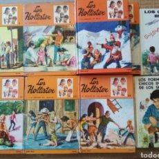 Libros: 8 LIBROS LOS HOLLISTER, LOS CINCO, EL CLUB DE LOS 7. Lote 205251813