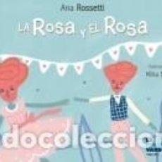 Libros: LA ROSA Y EL ROSA. Lote 205271165
