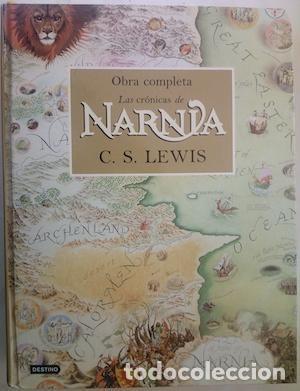 LAS CRÓNICAS DE NARNIA. OBRA COMPLETA: EDICIÓN ILUSTRADA (Libros Nuevos - Literatura Infantil y Juvenil - Literatura Juvenil)