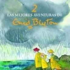 Libros: LAS MEJORES AVENTURAS DE ENID BLYTON. Lote 206233157