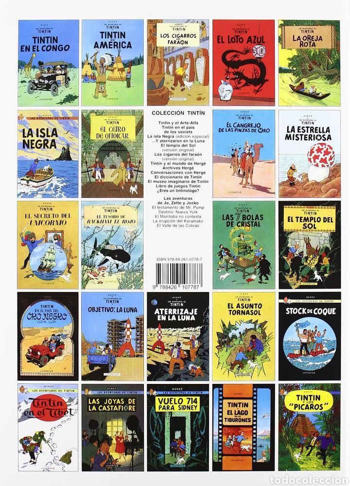 COLECCION 23 COMICS TINTIN (Libros Nuevos - Literatura Infantil y Juvenil - Literatura Juvenil)