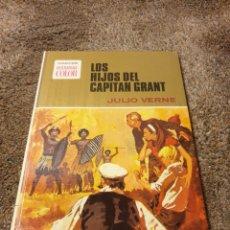 Libros: LIBRO LOS HIJOS DEL CAPITÁN GRANT. Lote 206589626