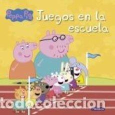 Libros: JUEGOS EN LA ESCUELA (PEPPA PIG). Lote 206781413