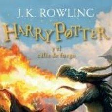 Libros: HARRY POTTER Y EL CÁLIZ DE FUEGO (HARRY POTTER 4). Lote 206885868