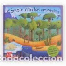 Libros: CÓMO VIVEN LOS ANIMALES. Lote 207060725