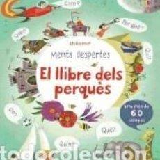 Libros: EL LLIBRE DELS PERQUES. Lote 207077570