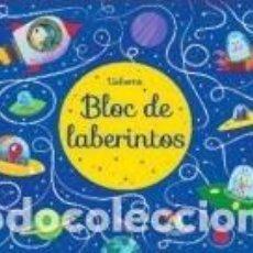 Libros: BLOC DE LABERINTOS. Lote 207077586
