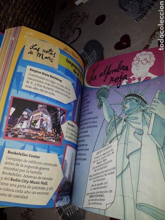 Libros: Lote.3 libros LOS MUNDOS DE ZOE. COMO NUEVOS. - Foto 4 - 207465878
