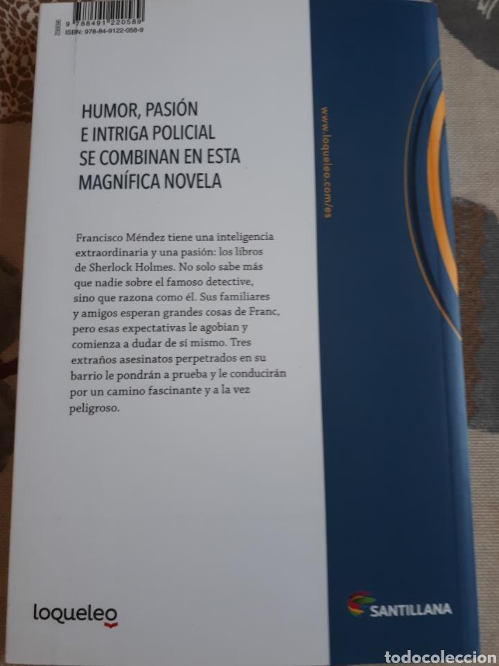 Libros: LIBRO.EL CAMINO DE SHERLOCK.2.EDICION.NUEVO.SANTILLANA - Foto 2 - 208444307