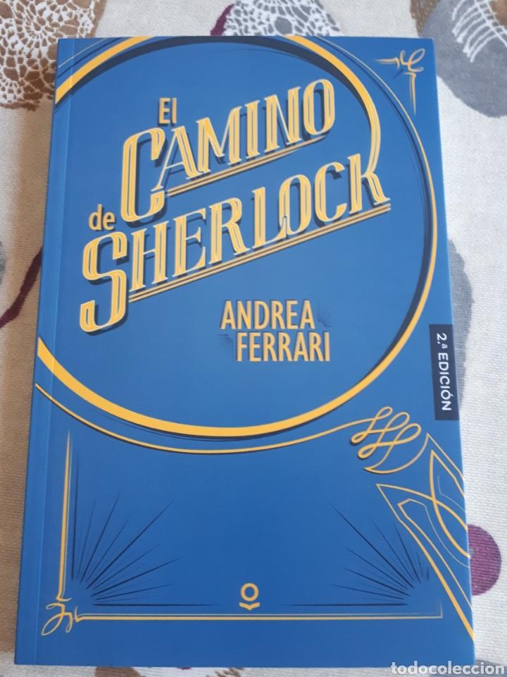 LIBRO.EL CAMINO DE SHERLOCK.2.EDICION.NUEVO.SANTILLANA (Libros Nuevos - Literatura Infantil y Juvenil - Literatura Juvenil)